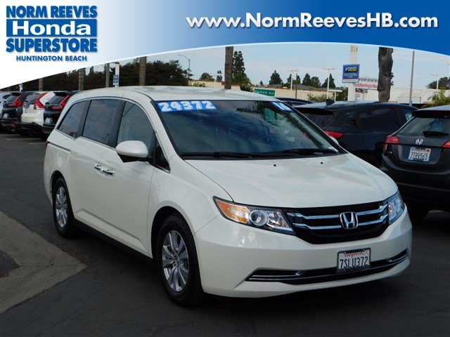 Certified Pre Owned 2016 Honda Odyssey Se