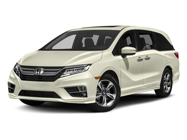 Certified Pre Owned 2018 Honda Odyssey Touring
