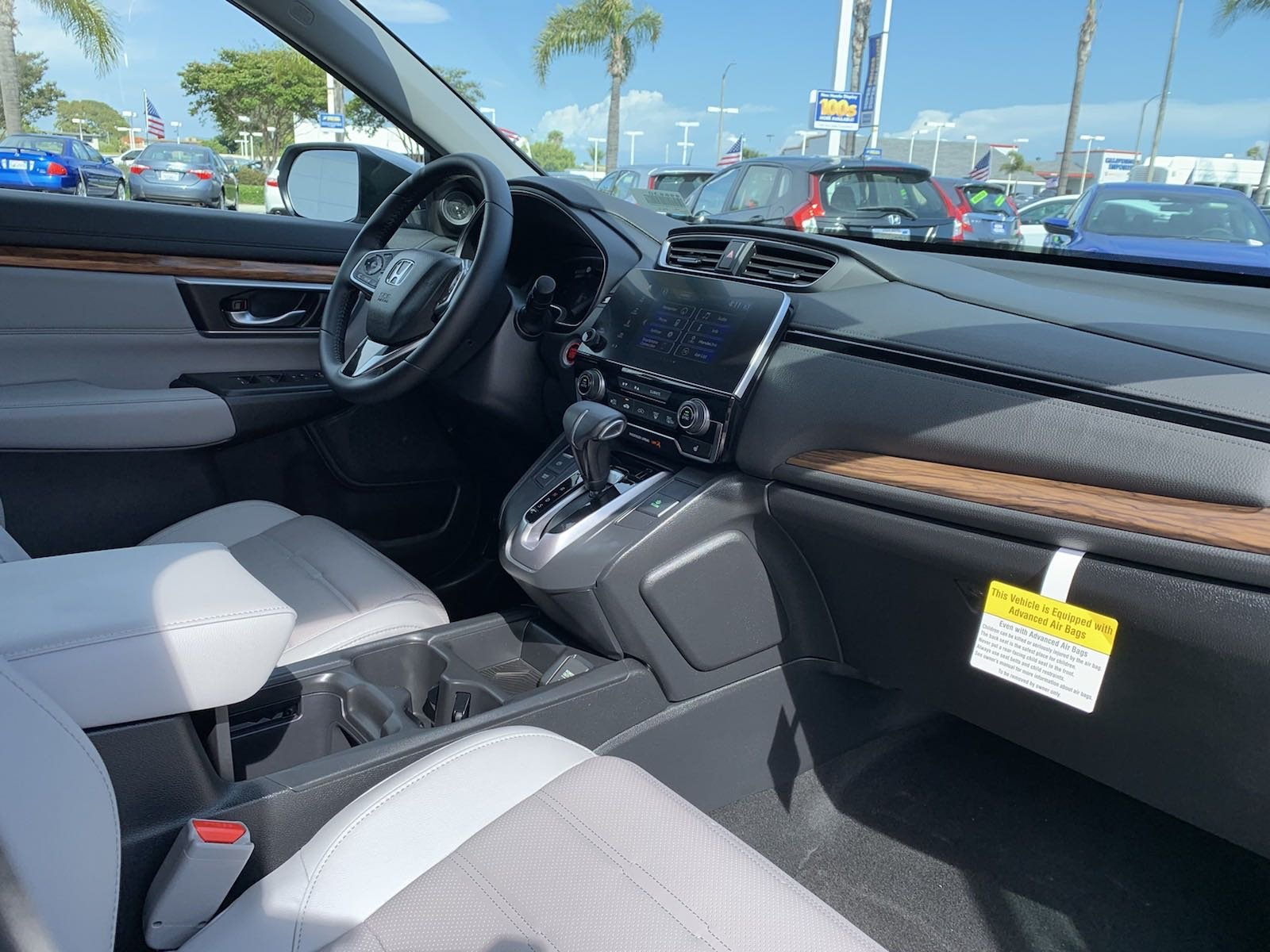 Certified Pre-Owned 2018 Honda CR-V Touring