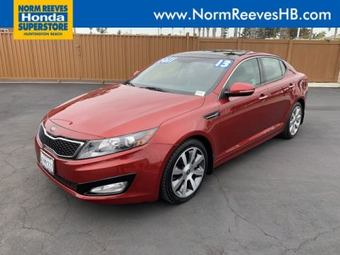 Pre-Owned 2013 Kia Optima SX Turbo