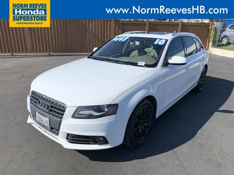 Pre-Owned 2010 Audi A4 2.0T Premium Plus
